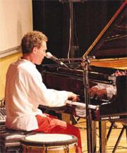 Premiere rencontre autour du piano
