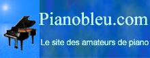 piano bleu